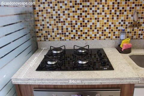 cozinha pol234mico granito branco ita250nas dicas do novo ap234