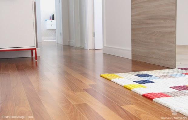 Como limpar o piso de madeira dicas do novo ap for Piso xose novo freire