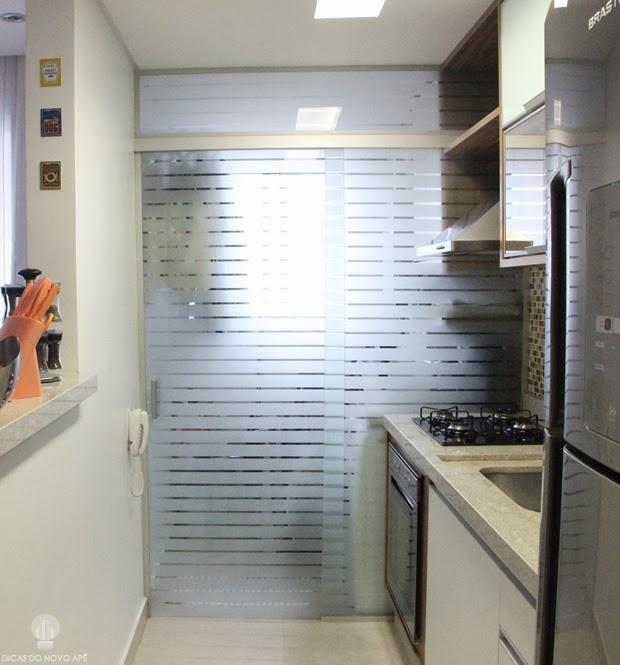 Resultado de imagem para fechamento cozinha dicas do novo apê